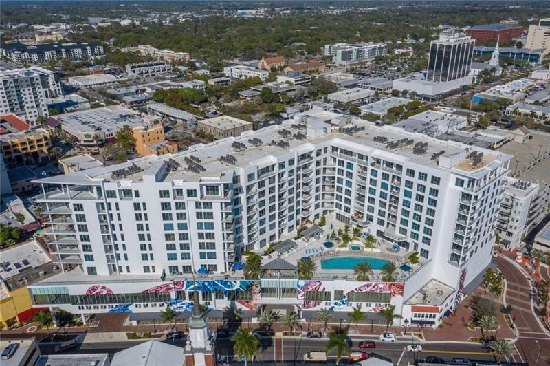 111 S PINEAPPLE AVENUE #813, Sarasota, FL 34236 - #: A4492754