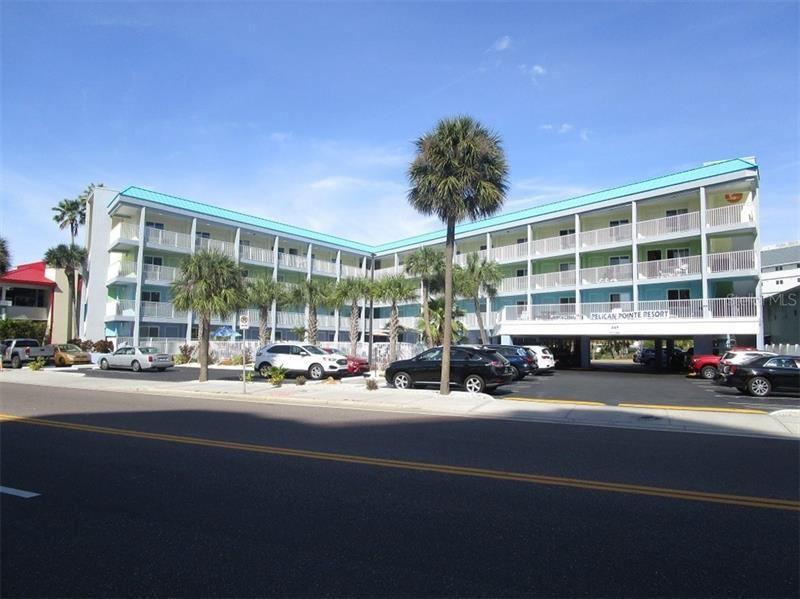 445 S GULFVIEW BOULEVARD #115, Clearwater, FL 33767 - #: U8087755