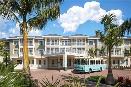Photo of 5325 MARINA DRIVE #322, HOLMES BEACH, FL 34217 (MLS # A4496756)