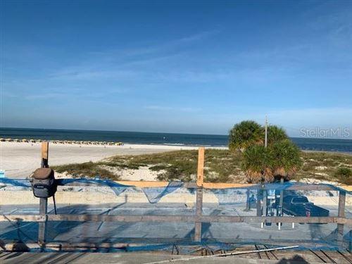 Photo of 15 AVALON STREET #3A/301, CLEARWATER BEACH, FL 33767 (MLS # U7810756)