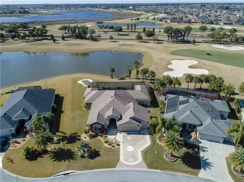 Photo of 3126 RANCHWOOD TERRACE, THE VILLAGES, FL 32163 (MLS # A4490756)
