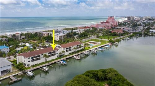 Photo of 3111 PASS A GRILLE WAY #213, ST PETE BEACH, FL 33706 (MLS # U8055758)