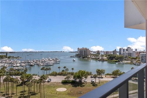 Photo of 1155 N GULFSTREAM AVENUE #708, SARASOTA, FL 34236 (MLS # A4466759)