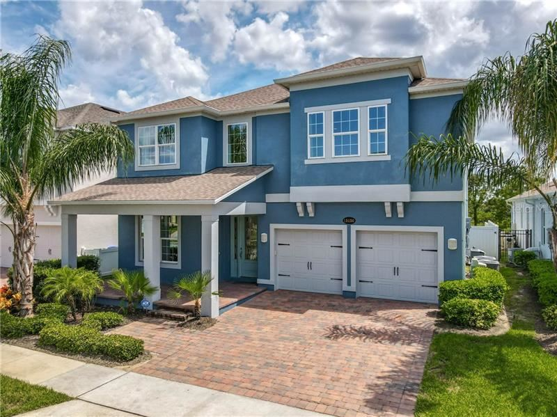 Photo of 15150 SOUTHERN MARTIN ST, WINTER GARDEN, FL 34787 (MLS # S5037759)