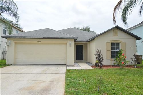 Photo of 1436 BLUE SKY WAY, CLERMONT, FL 34714 (MLS # G5029760)