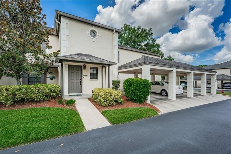 4512 SOUTHAMPTON COURT #4512, Tampa, FL 33618 - #: T3251760