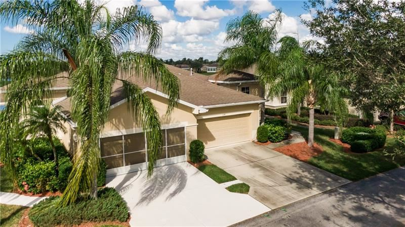 1144 JAMESON GREENS DRIVE #1144, Sun City Center, FL 33573 - #: T3277760