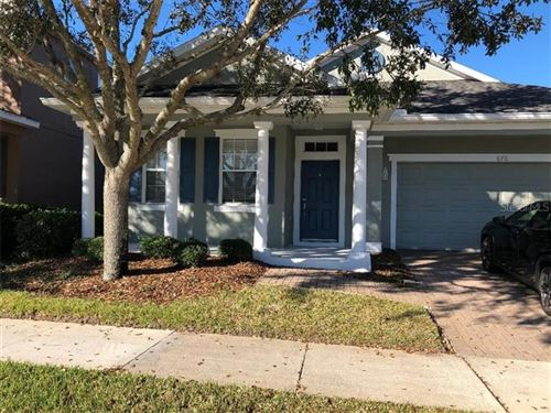Photo of 676 LEGACY PARK DRIVE, CASSELBERRY, FL 32707 (MLS # O5835761)