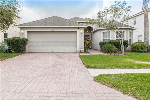 Photo of 1343 LENTON ROSE COURT, TRINITY, FL 34655 (MLS # U8080761)