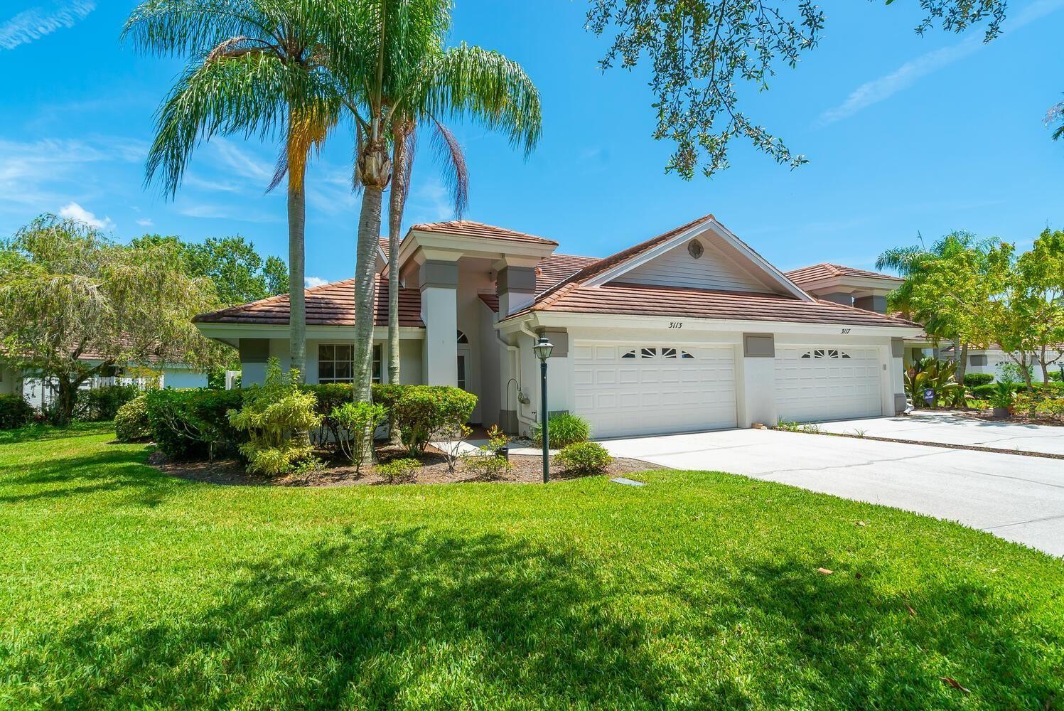3113 LAKE PARK LANE #16, Sarasota, FL 34231 - #: A4503761