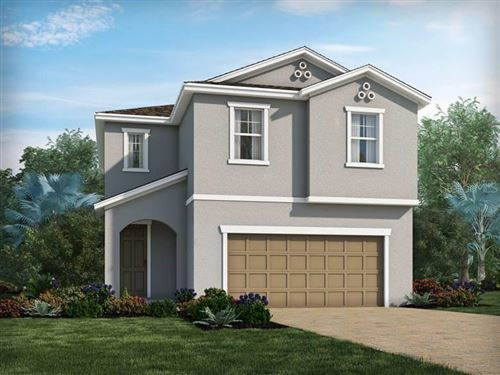 Photo of 34088 WHITE FOUNTAIN COURT, WESLEY CHAPEL, FL 33545 (MLS # O5901762)