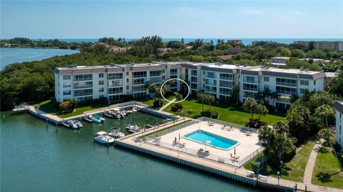 600 SUTTON PLACE #101, Longboat Key, FL 34228 - #: A4495762