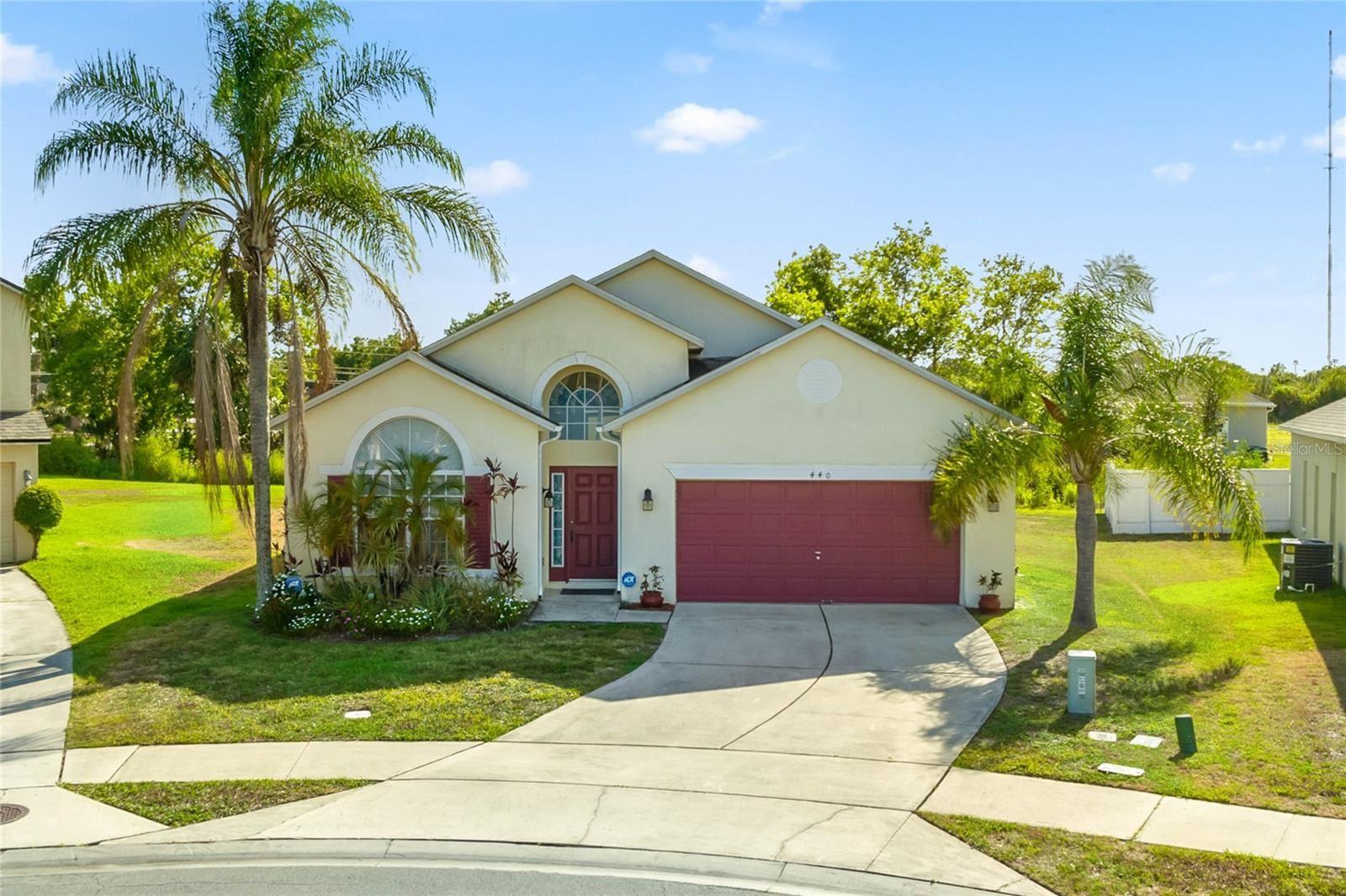 440 CASA MARINA PLACE, Sanford, FL 32771 - #: S5051762