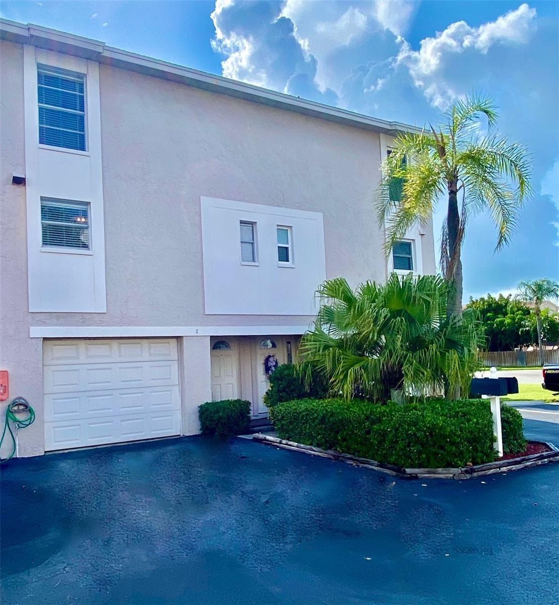 255 CAPRI CIRCLE N #2, Treasure Island, FL 33706 - MLS#: U8135762