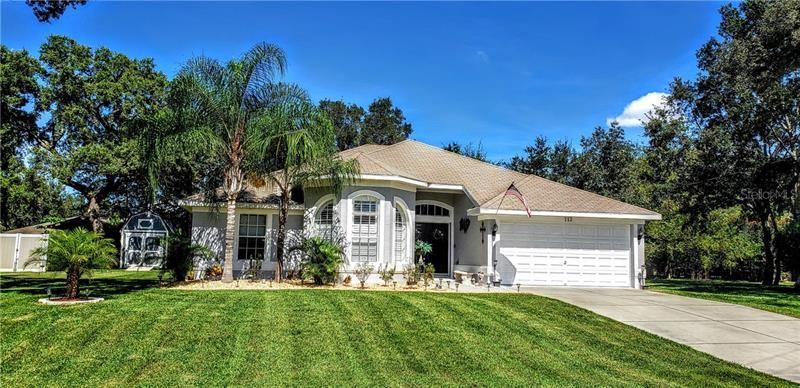 112 RANDOLPH AVENUE, Spring Hill, FL 34606 - #: W7826762