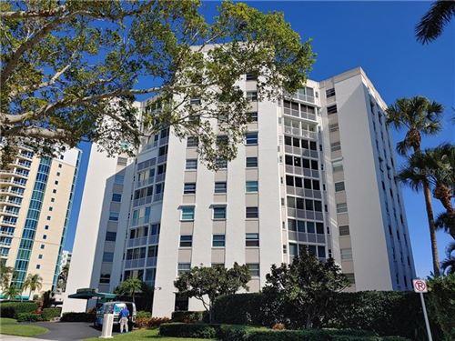 Photo of 435 S GULFSTREAM AVENUE #1007, SARASOTA, FL 34236 (MLS # A4469763)