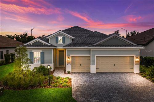 Photo of 13204 DEEP BLUE PLACE, BRADENTON, FL 34211 (MLS # A4511763)