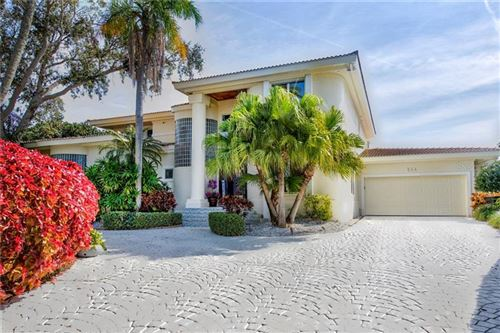 Photo of 524 BELLE ISLE AVENUE, BELLEAIR BEACH, FL 33786 (MLS # U8111763)