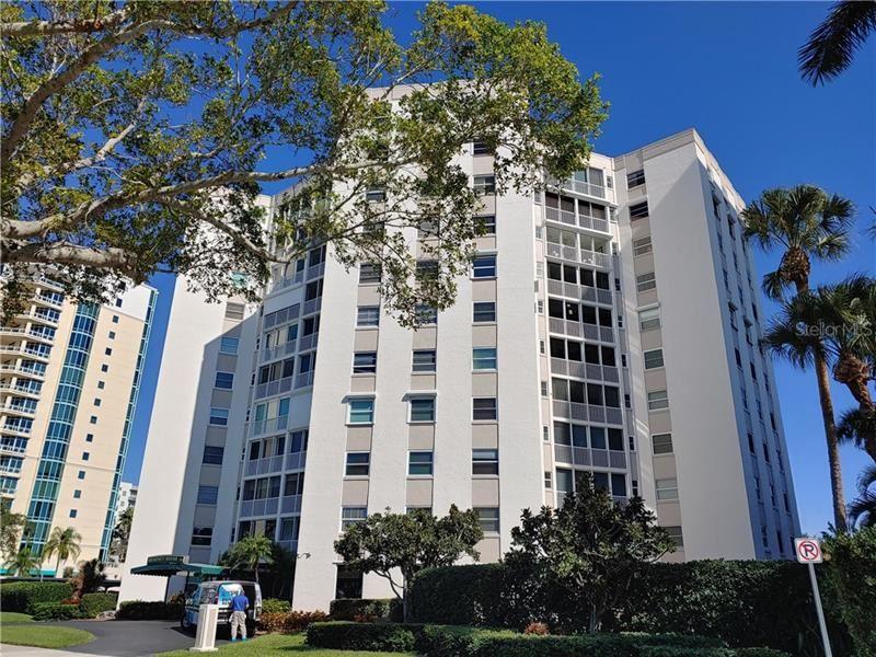 435 S GULFSTREAM AVENUE #1007, Sarasota, FL 34236 - #: A4469763