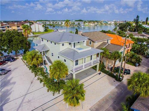 Photo of 12316 LAGOON LANE, TREASURE ISLAND, FL 33706 (MLS # U8102764)