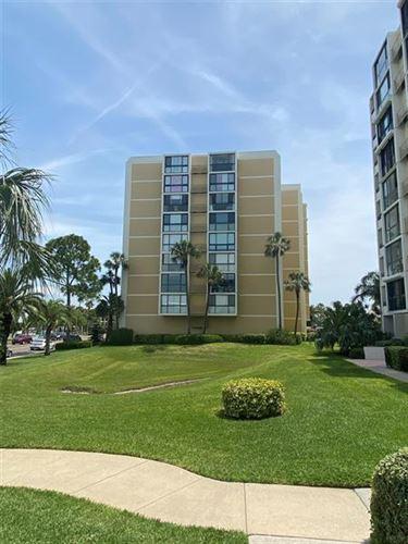 Photo of 851 BAYWAY BOULEVARD #104, CLEARWATER BEACH, FL 33767 (MLS # U8120765)