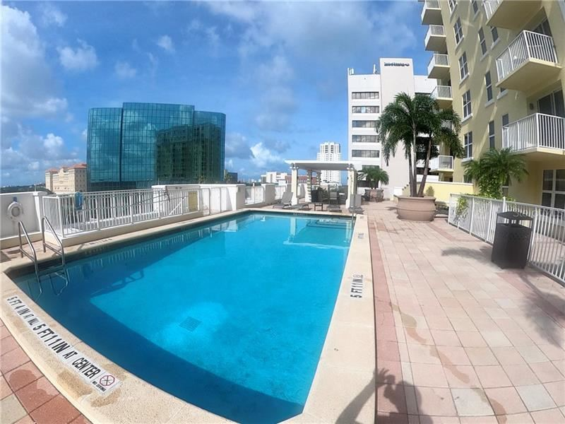628 CLEVELAND STREET #1105, Clearwater, FL 33755 - MLS#: A4477767