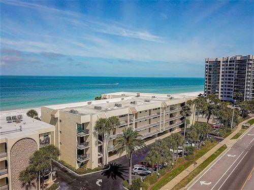 Photo of 3500 GULF BOULEVARD #316, BELLEAIR BEACH, FL 33786 (MLS # T3242768)
