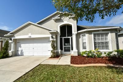 Photo of 7319 NEWHALL PASS LANE, WESLEY CHAPEL, FL 33545 (MLS # T3290768)