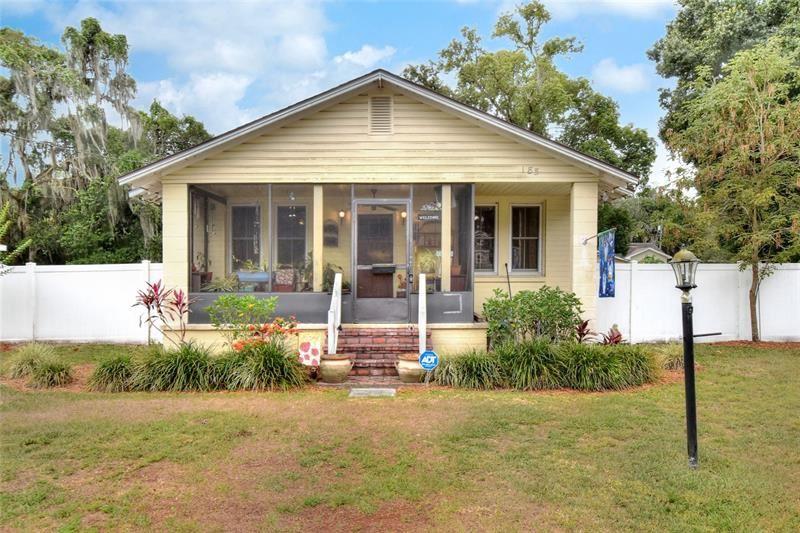 185 E VINE STREET, Bartow, FL 33830 - MLS#: L4922768