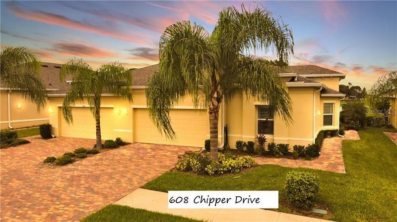 608 CHIPPER DRIVE, Sun City Center, FL 33573 - #: T3276768