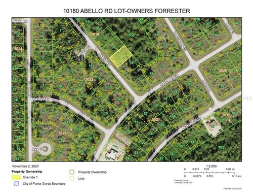 Main image for 10180 ABELLO ROAD, PORT CHARLOTTE, FL  33981. Photo 1 of 1