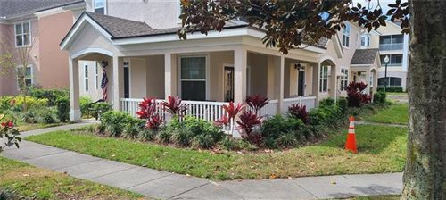 Photo of 3337 SOHO STREET #104, ORLANDO, FL 32835 (MLS # O5935771)