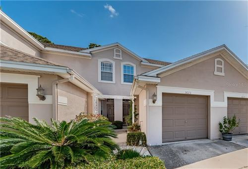 Photo of 3623 COUNTRY POINTE PLACE, PALM HARBOR, FL 34684 (MLS # U8079771)