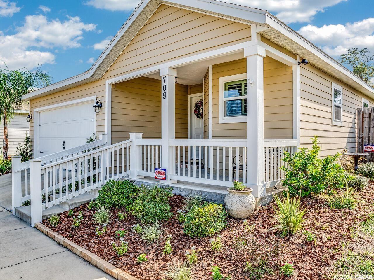 709 SW 251st STREET, Newberry, FL 32669 - MLS#: GC447772