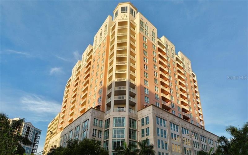 1350 MAIN STREET #1108, Sarasota, FL 34236 - #: A4470774