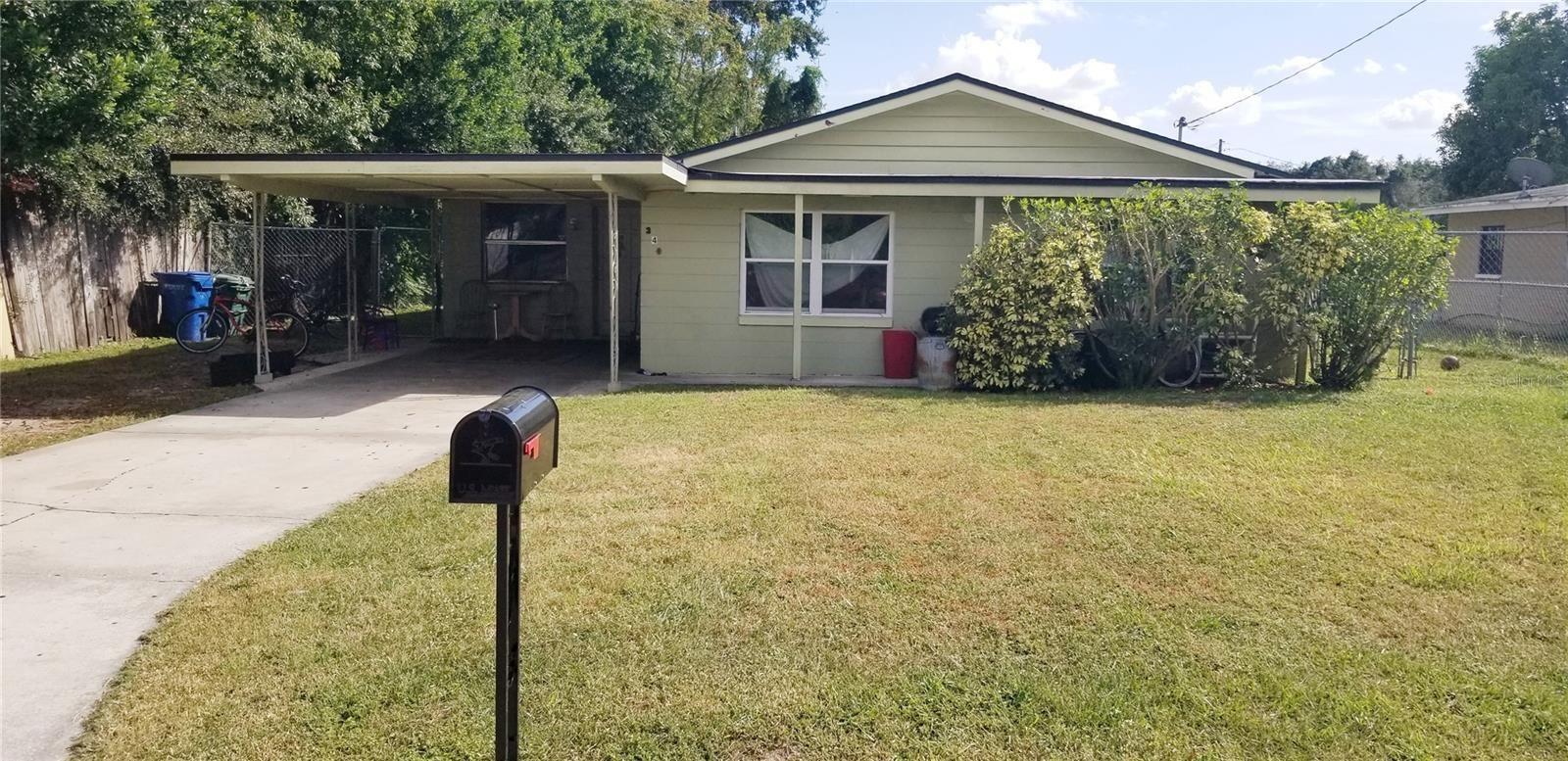 340 AVENUE V NE, Winter Haven, FL 33881 - #: P4917775