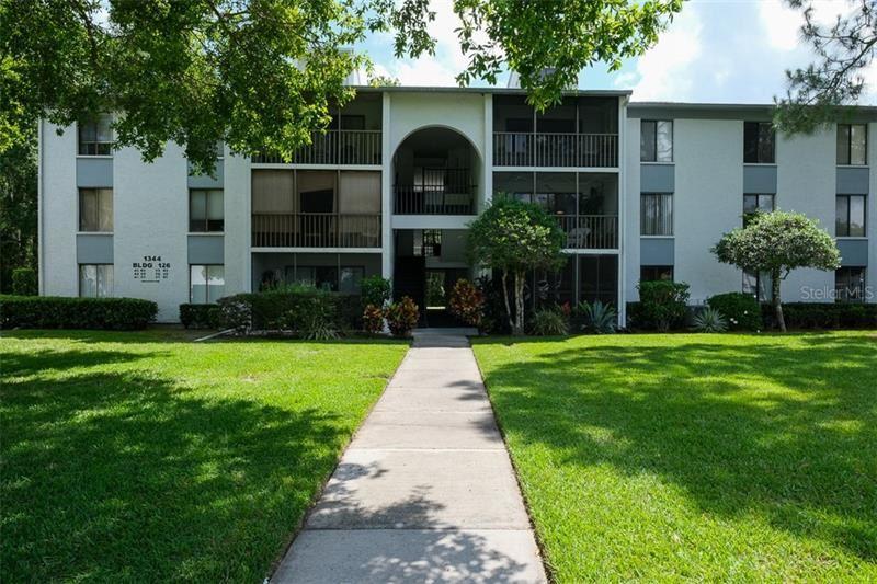 1344 PINE RIDGE CIRCLE E #D3, Tarpon Springs, FL 34688 - MLS#: U8083775