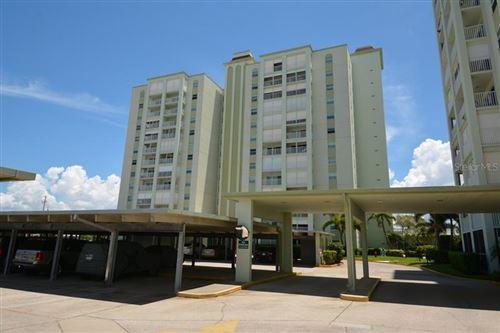 Photo of 420 64TH AVENUE #607, ST PETE BEACH, FL 33706 (MLS # U8083776)