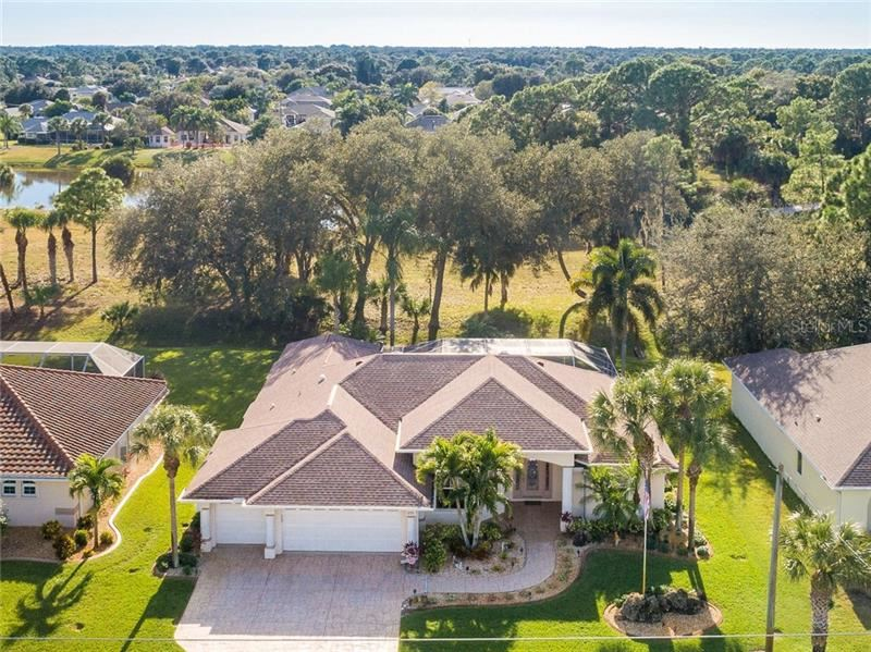 Photo for 696 ROTONDA CIRCLE, ROTONDA WEST, FL 33947 (MLS # D6109776)