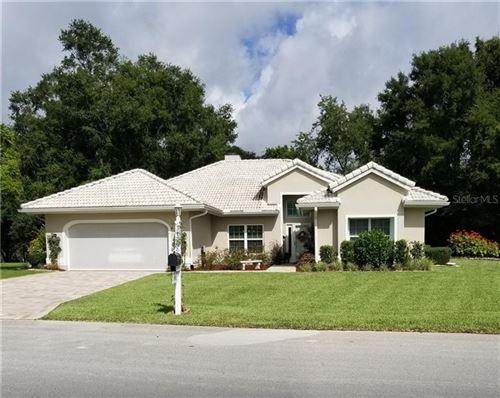 Photo of 11408 SW 82ND TERRACE, OCALA, FL 34481 (MLS # OM605777)