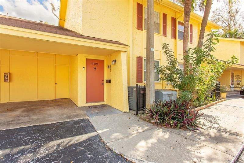 7505 BOLANOS COURT #7505, Tampa, FL 33615 - MLS#: T3261777
