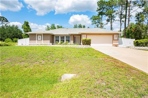 Photo of 3272 BELLEFONTE AVENUE, NORTH PORT, FL 34286 (MLS # C7427778)