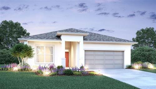 Photo of 5132 LITTLE STREAM LANE, WESLEY CHAPEL, FL 33545 (MLS # T3273778)