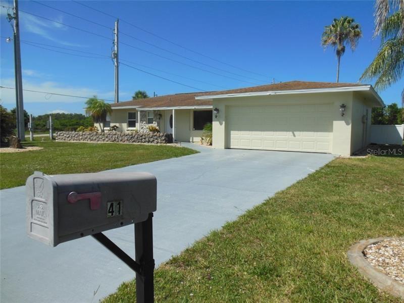 Photo of 41 ROTONDA CIRCLE, ROTONDA WEST, FL 33947 (MLS # D6112778)