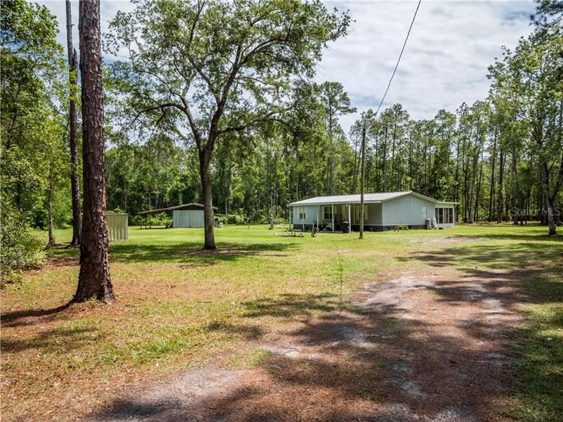 16240 NE 141ST TERRACE, Fort McCoy, FL 32134 - #: OM602778