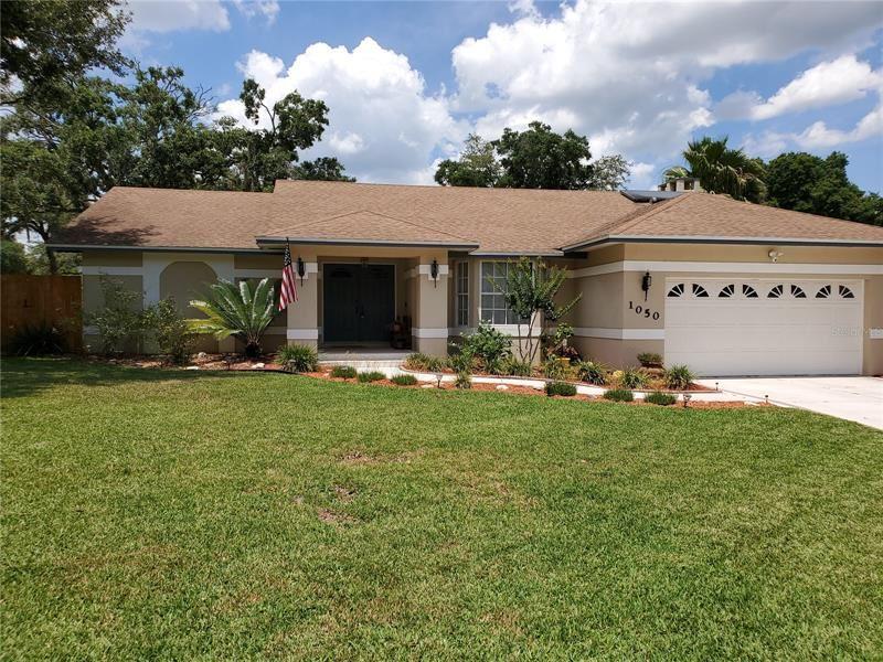 1050 ODONIEL DRIVE, Lakeland, FL 33809 - MLS#: T3302778