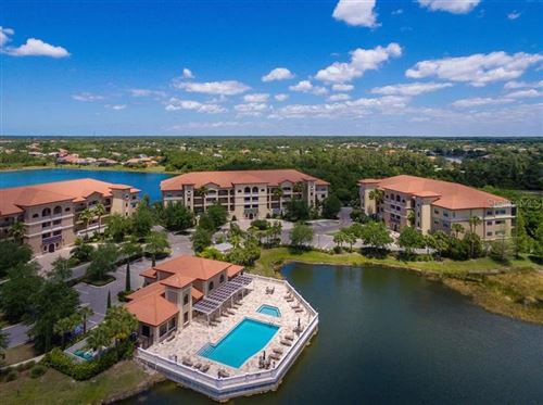 Photo of 7604 LAKE VISTA COURT #403, LAKEWOOD RANCH, FL 34202 (MLS # T3206780)