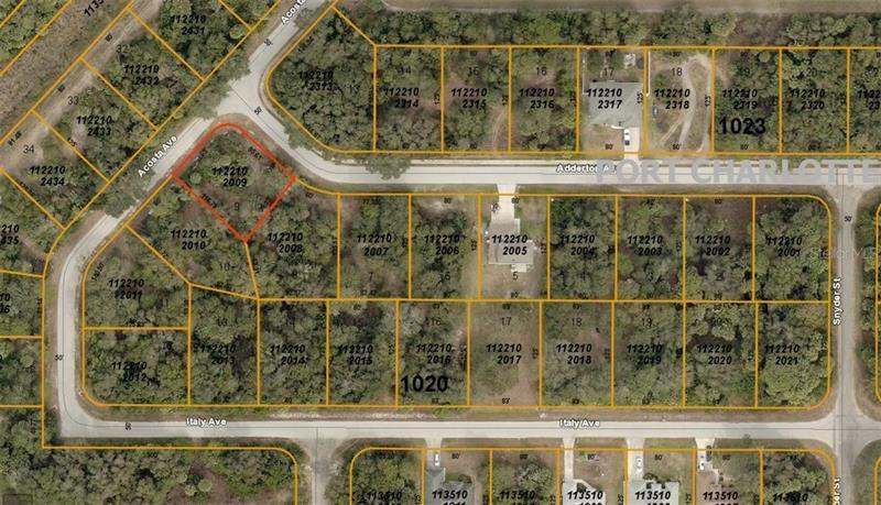 Photo of ADDERTON AVENUE, NORTH PORT, FL 34288 (MLS # A4441780)