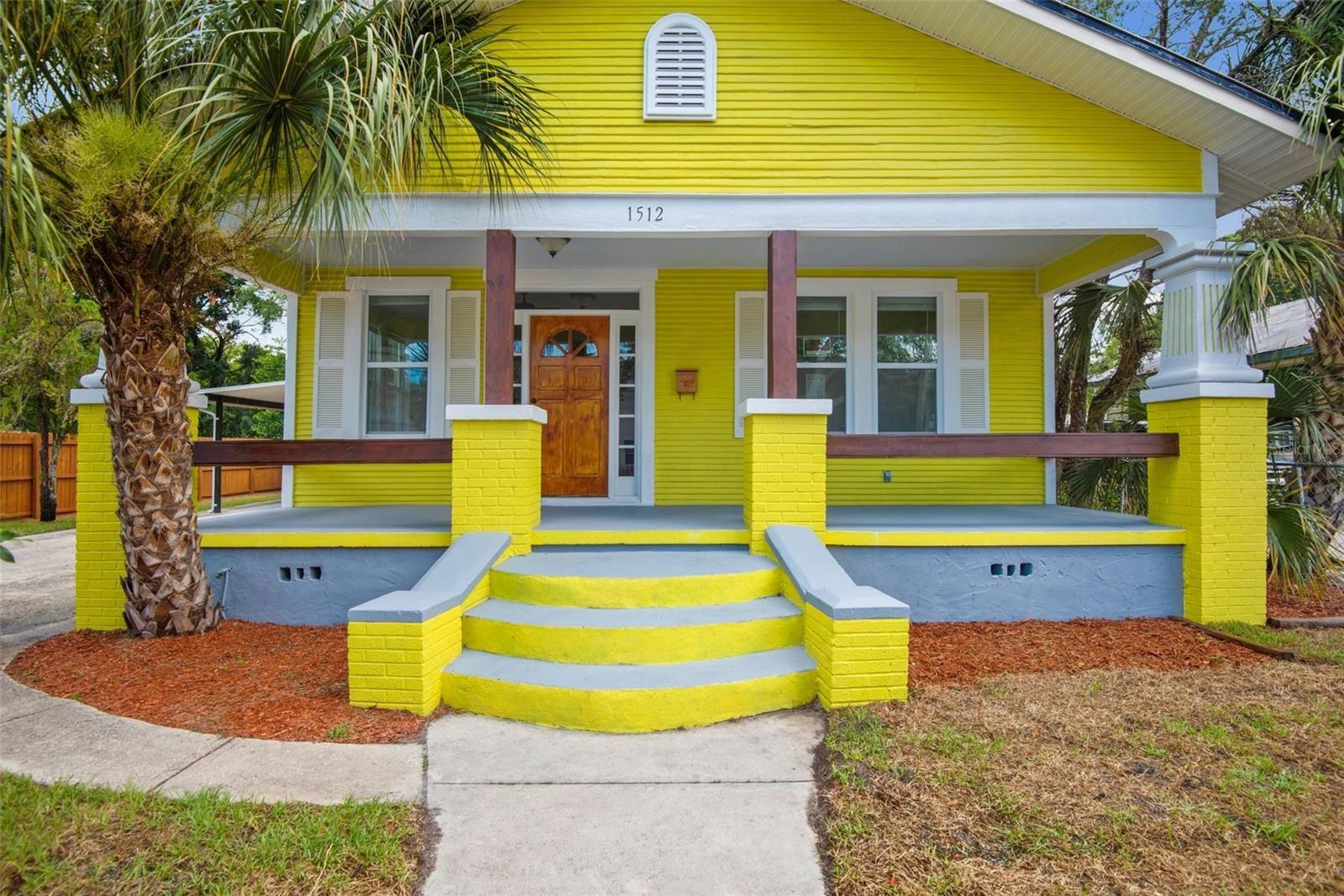1512 26TH AVENUE E, Tampa, FL 33605 - MLS#: T3311780