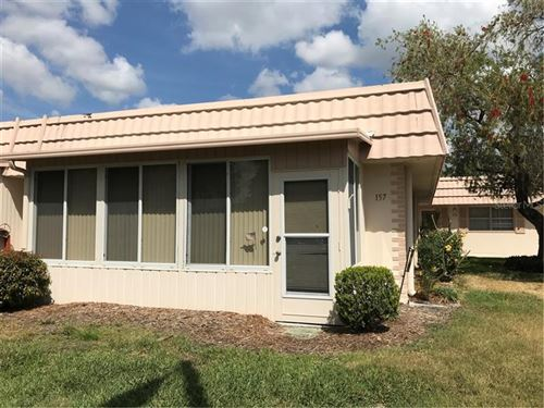 Photo of 1811 BEDFORD LANE #157, SUN CITY CENTER, FL 33573 (MLS # T3233781)